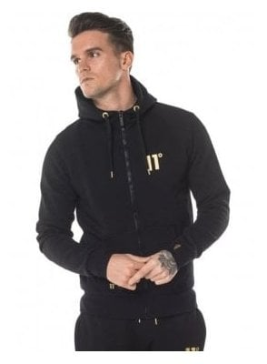 Black Gold Zip Up Exclusive Collection