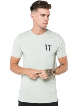 Core Tee Shirt Pearl Green