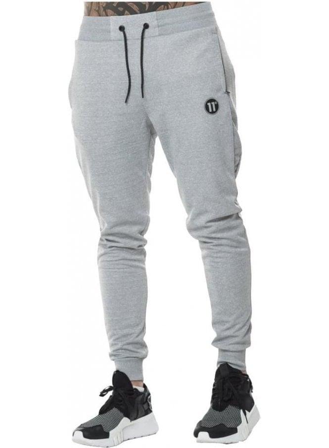 11 DEGREES Jog Pant Light Grey