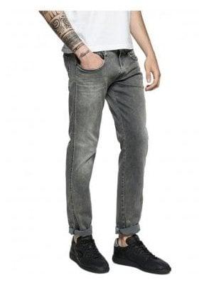 Anbass Hyperflex Slim Fitting Jean 009