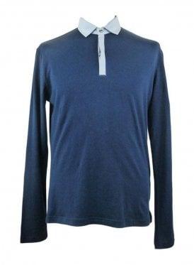 Antony Morato L/S Navy Shirt
