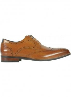 Venezia Brogue - Tan
