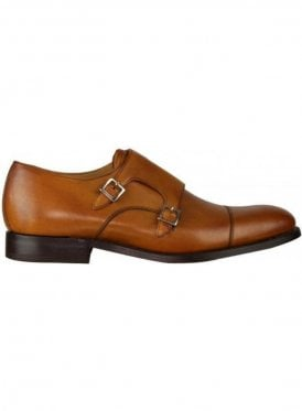 Tunstall Monkstrap Tan
