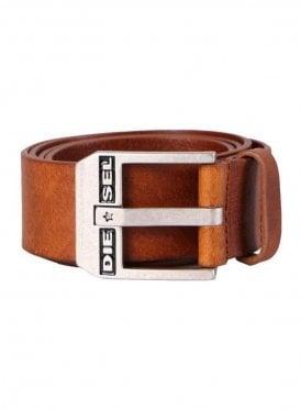 Bluestar Leather Belt Light Brown T2217