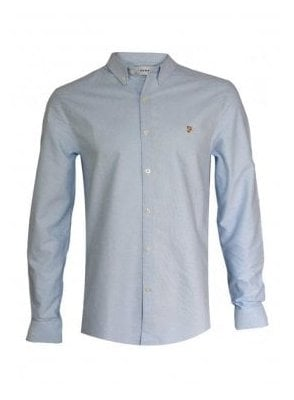 Brewer Slim Long Sleeve Shirt 468