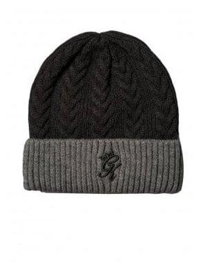 4de9b911d GK Thermal Beanie - Black - Designer Menswear - Ghia Menswear