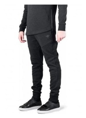 Fargo Jog Sweat Pant Black