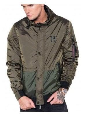 Cyclone Outerwear Jacket Khaki