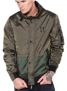 Cyclone Outerwear Jacket Khaki
