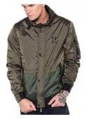 11 DEGREES Cyclone Outerwear Jacket Khaki