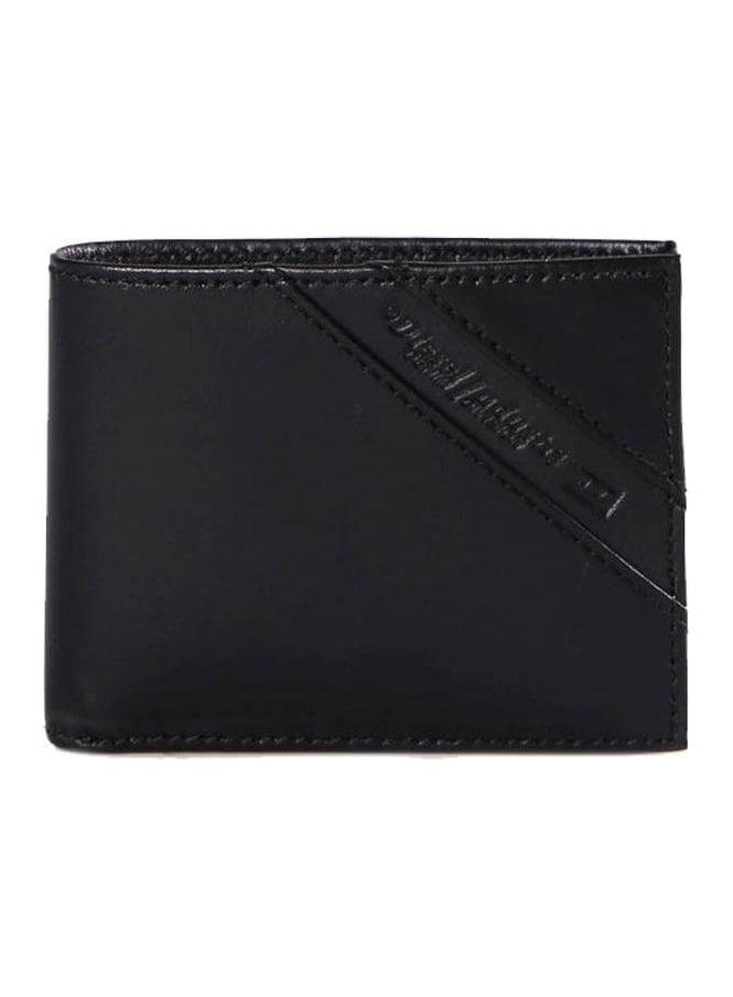 DIESEL Back-to-u Hiresh Xs Wallet Black T8013