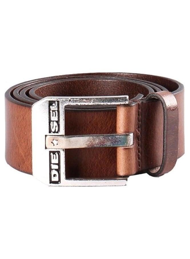 DIESEL Bluestar Leather Belt H5900