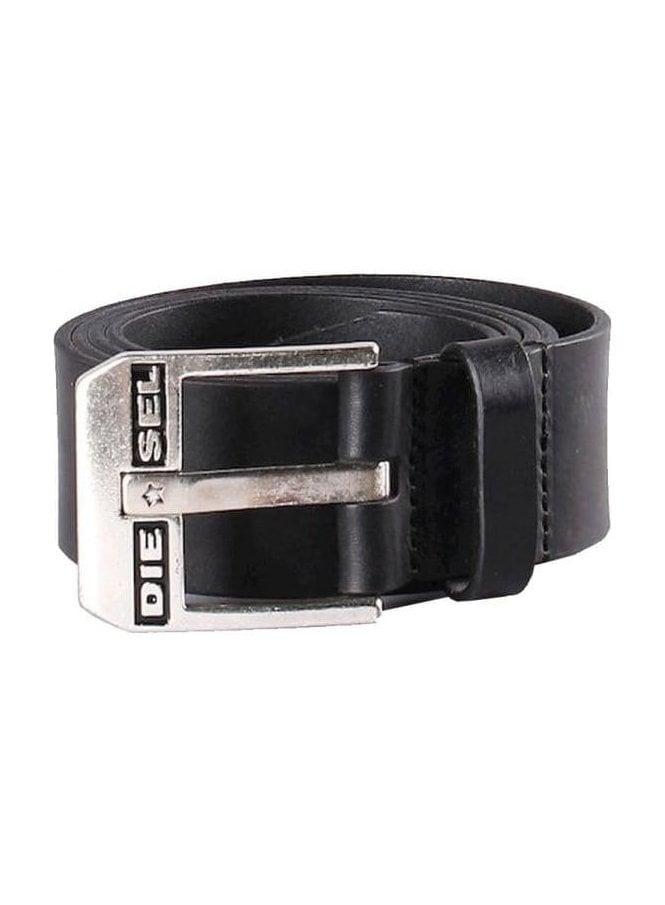 DIESEL Bluestar Leather Belt H5903