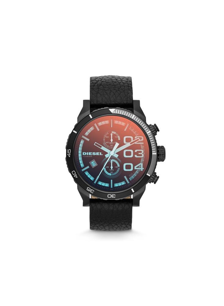 diesel 48 chronograph sport design black