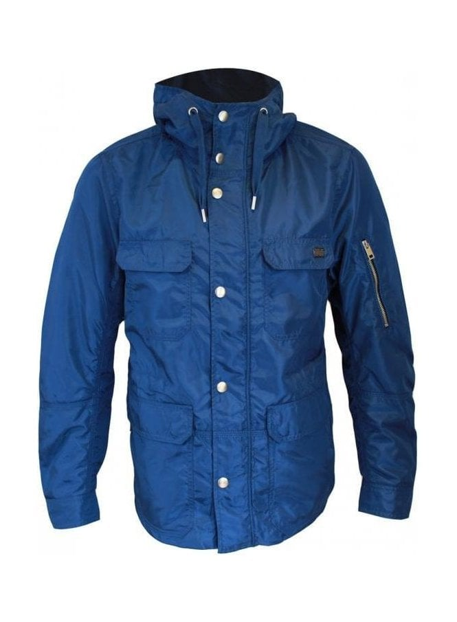 DIESEL J-crive Jacket Royal Blue