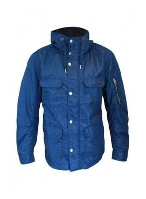 J-crive Jacket Royal Blue