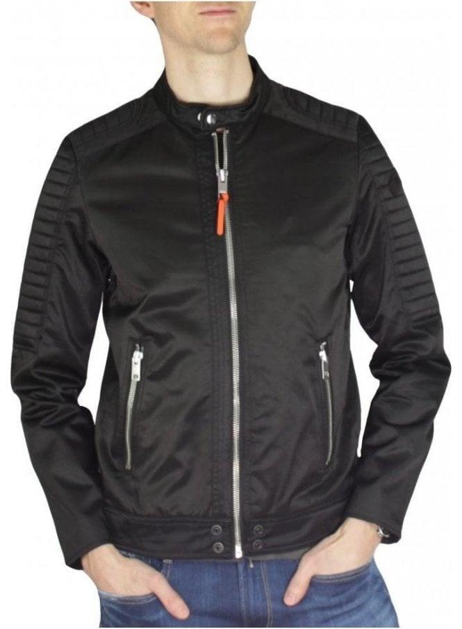DIESEL J-Shiro Jacket - Black