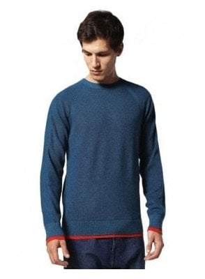 K-habana Long Sleeved Ribbed Jumper 8hn