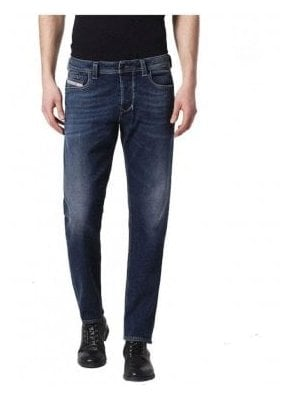 Larkee-beex Regular Tapered Fitting Jean 84bu