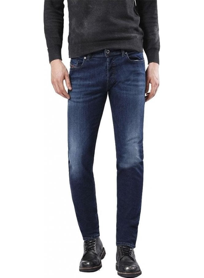 DIESEL Larkee-beex Regular Tapered Fitting Jean 857z