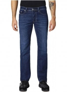 Larkee Regular Straight Fitting Denim Jean 84nr