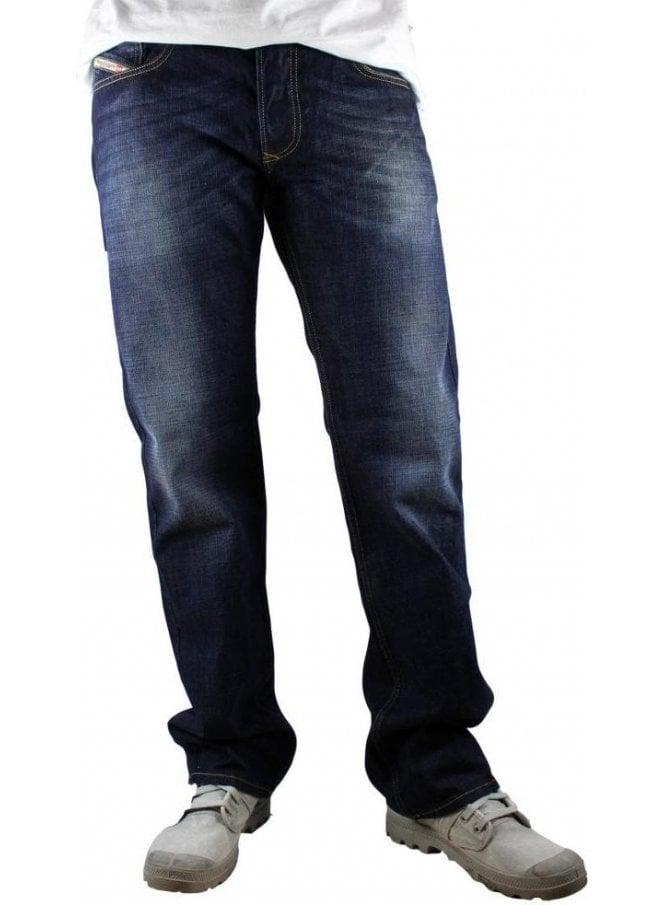 DIESEL Larkee Regular Straight Fitting Jean 74W