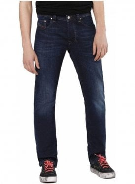 Diesel Mens Larkee Regular Straight 084VG Dark Blue