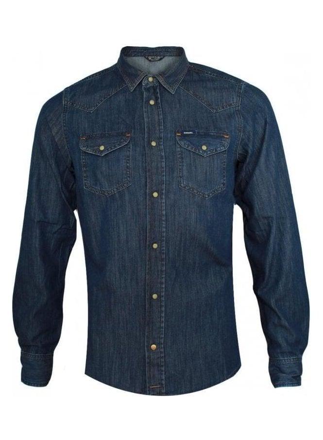 DIESEL New Sonora Shirt 01 (AW15)