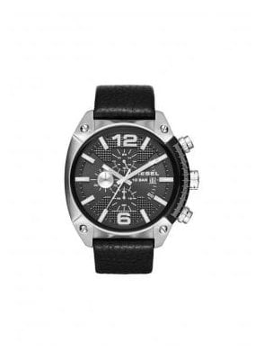 Overflow Advanced Chronograph Black Watch