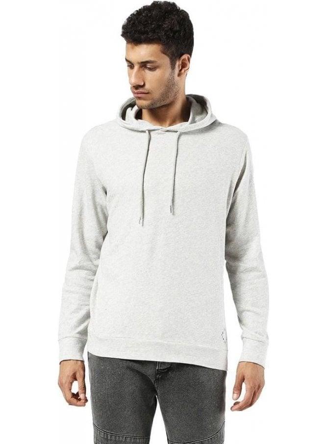 DIESEL S-asaku Sweatshirt Hoodie Top Grey