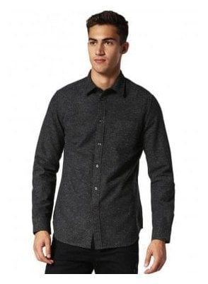 Diesel S-gru Long Sleeve Speckled Shirt 900