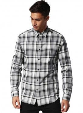 S-luck Long Sleeved Checked Shirt 900