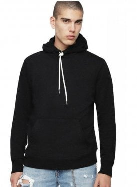 Diesel S Palmy Sweat Shirt Black