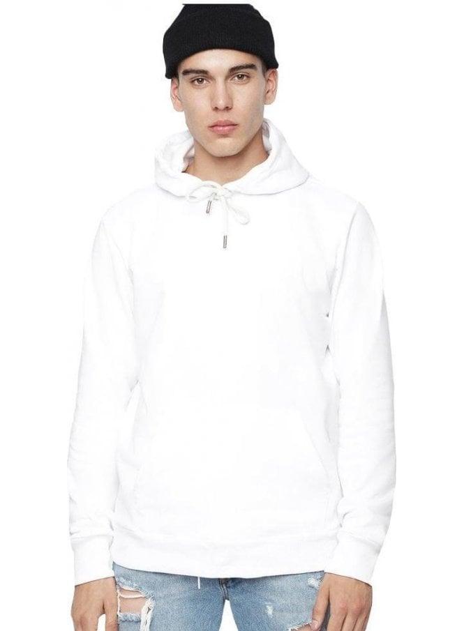 DIESEL S Palmy Sweat Shirt White