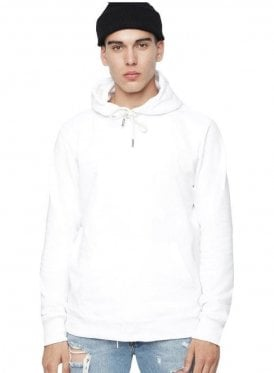 Diesel S Palmy Sweat Shirt White
