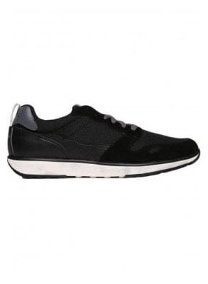 S-RV Low Sneakers Black