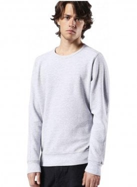S-willard Crew Neck Sweater Jumper Grey