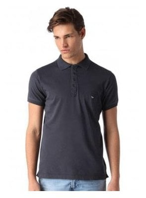 T-alex Button Detail Polo 81e