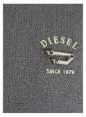 DIESEL T-alfred Shirt 900