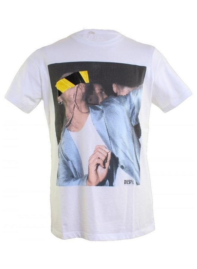 DIESEL T-cover T-shirt 100