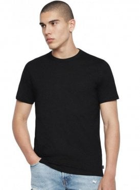 T-Diamantik T Shirt Black