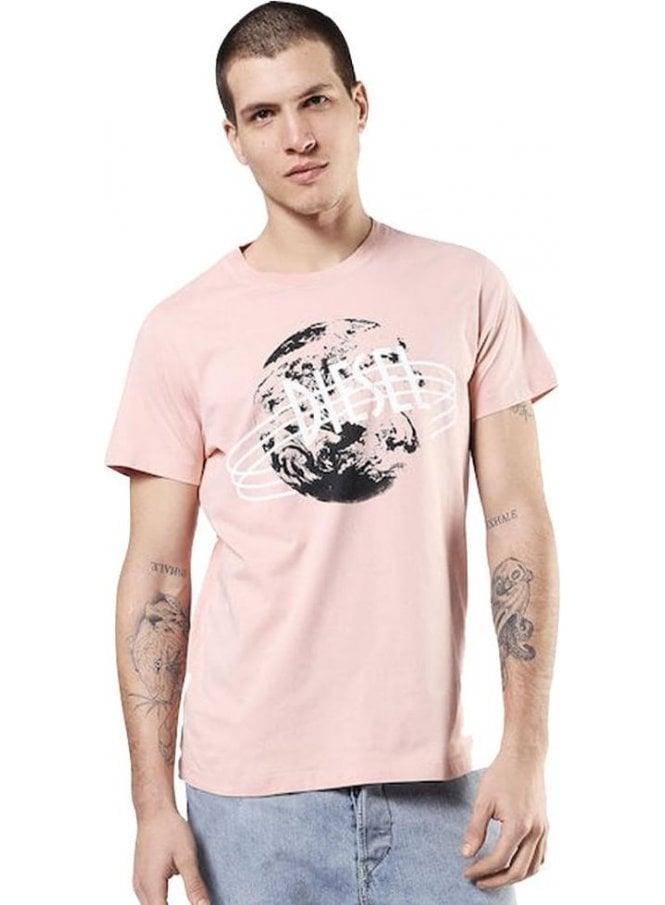DIESEL T-diego-nc Tshirt 32w