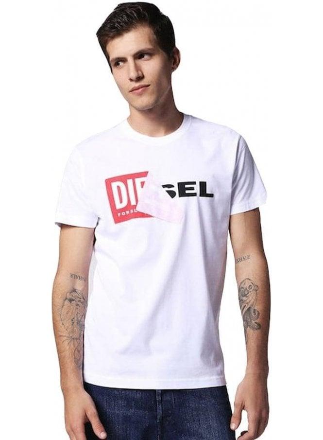 DIESEL T-diego-qa Tshirt 100