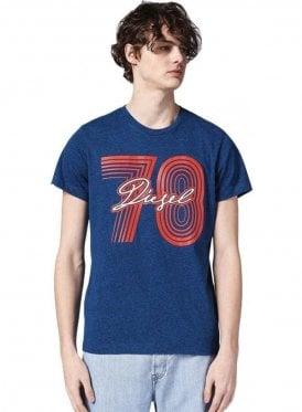 T-diego-sq 78 Revival Crew Neck Tshirt 8er