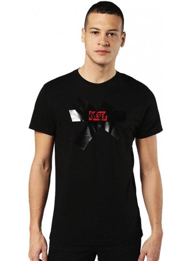 DIESEL T-diego-sx Crew Neck Tshirt 900