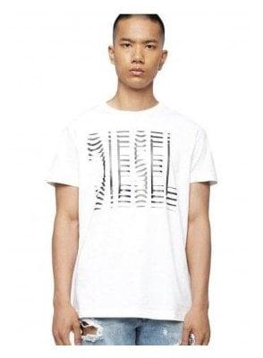 Diesel T-diego Wm T Shirt 100 White