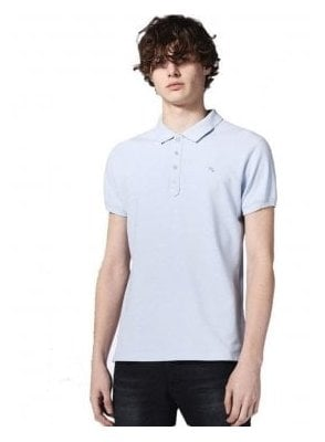 T-heal Polo Shirt Sky Blue 8dx