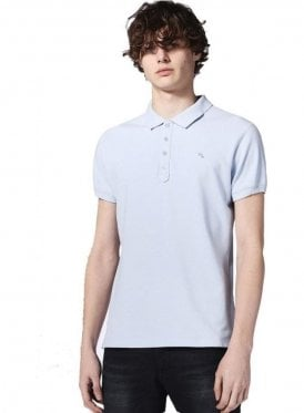 T-heal Polo Shirt Sky Blue 8dx