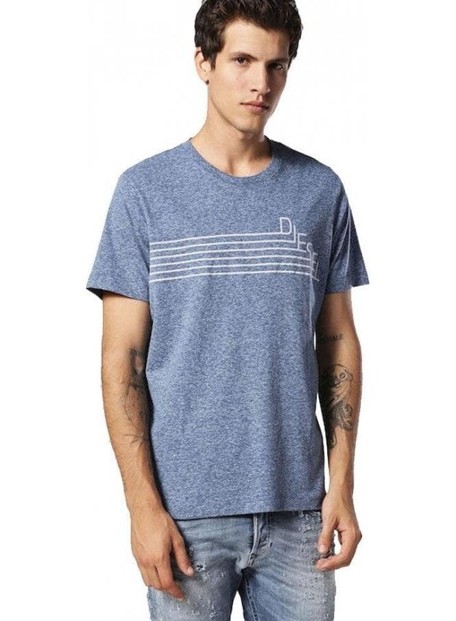 DIESEL T-joe-qf Tshirt 8cr
