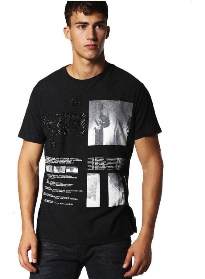 DIESEL T-joe-rg Tshirt 900